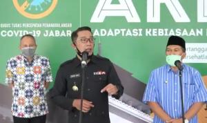 Ridwan Kamil Sebut Klaster Secapa AD Kejadian Luar Biasa