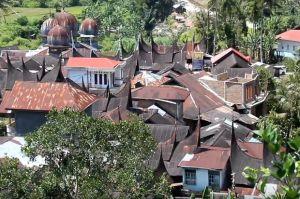 Kisah Kampung Adat Seribu Gonjong, Pernah Ditinggali Syafruddin Prawiranegara