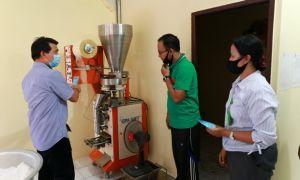 Produksi Garam Kusamba Manfaatkan Teknologi