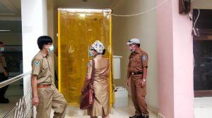 Kantor Bupati Sediakan Kamar Disinfektan