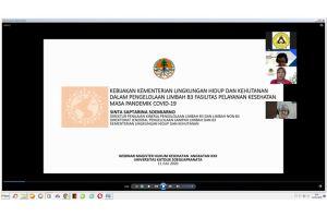 Unika Gelar Seminar Nasional, Kupas Limbah Medis dari Berbagai Kajian Ilmu