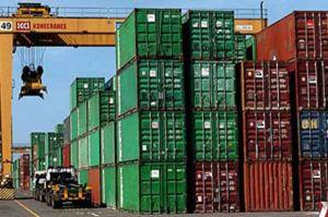 Volume Angkutan Barang dan Peti Kemas di Jabar Masih Rendah