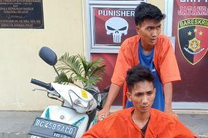 Jambret Bersaudara yang Resahkan Warga Palembang Ditembak Polisi