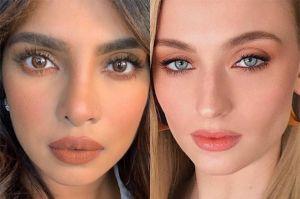 Selebriti pun Terpikat Tren Makeup Terracotta