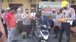 Tiga Tahun Hilang, Motor Warga Malang Ditemukan di Sampang