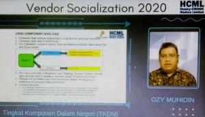 Pandemi COVID-19, HCML Gelar Vendor Day Secara Daring