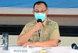 Plt Wali Kota Medan Akhyar Positif COVID-19