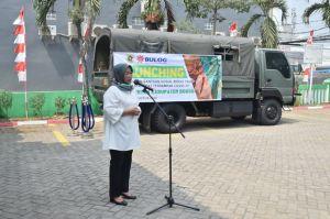 Bupati Bogor Cicipi Kualitas Beras Bansos Tahap Dua untuk Warga Terdampak Covid-19