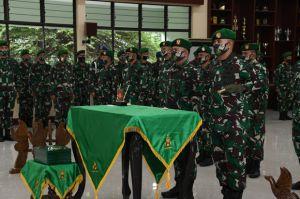 Sejumlah Perwira Menengah di Kodam IV/Diponegoro Alami Pergeseran