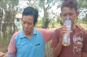 Sehari Habiskan 1 Liter, Remaja Ini Kecanduan Mencium Aroma Bensin