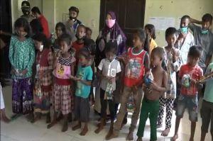 Gadis Rohingnya Kabur Dari Tempat Pengungsian di Aceh
