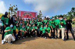 Wabup Kubu Raya Ajak Komunitas Sepeda Lakukan Aksi Sosial