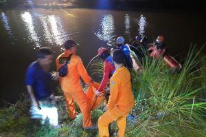 Korban Tenggelam di Kali Muara Ciasem Ditemukan Tak Bernyawa
