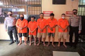 Oknum PNS Main Judi Remi Bareng Tukang Ojek dan Buruh Dicokok Reskrim