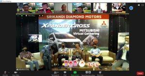 Jaga Konsumen, Bengkel Resmi Mitsubishi Gelar Aktivitas Virtual Customer