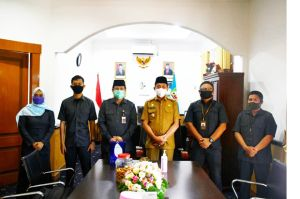Pemerintah Kabupaten Morowali Terima Penghargaan dari BPS RI