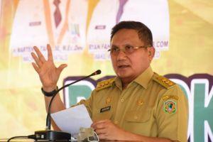 Pasar Direhab, Pemerintah Kota Gorontalo Sediakan Ratusan TPS