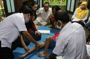 Mengupas Asa Vea, Bocah Penyandang Disabilitas Berkeinginan Tinggi untuk Sekolah