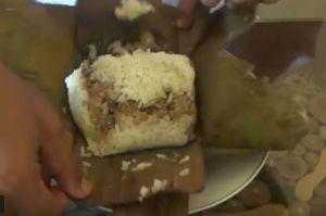Menikmati Nasi Meteng dengan Suasana Bangunan Kuno Belanda