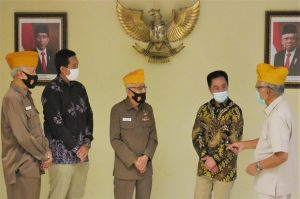 Indosat Ooredoo Apresiasi Perjuangan Para Legiun Veteran RI