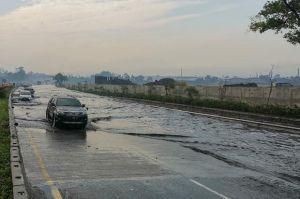 Ada Genangan Air di Tol Purbaleunyi, Ini Penjelasan Proyek KCJB