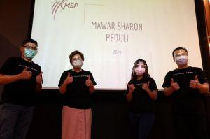 Menembus Batas, Mawar Sharon Peduli Sentuh Tunas-tunas Bangsa