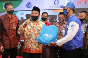 Smart City, Lamongan Garap Pasar Tradisional Online