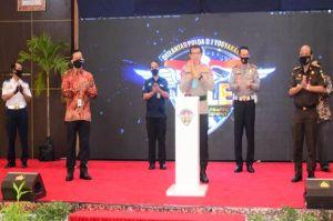 Prit... Tilang Elektronik di Yogyakarta Resmi Diberlakukan