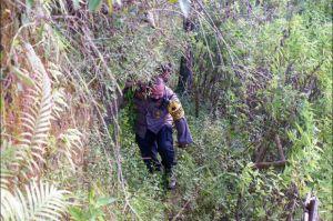 Kemarau Datang, Polres Semarang Rajin Patroli Hutan