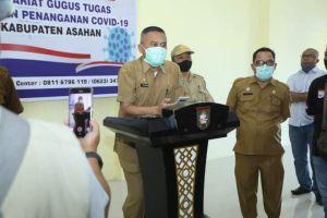 Pemkab Asahan Cairkan Bantuan Tunai Rp600 Ribu kepada 54.618 KPM