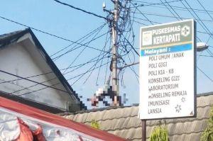 Mengerikan, Pria di Palembang Tewas Tergantung di Tiang Listrik