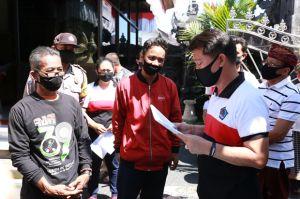 Salah Sasaran, Bupati Suwirta Kembali Tarik BLT