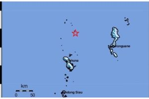 Gempa Bumi di Kepulauan Talaud Tidak Berpotensi Tsunami