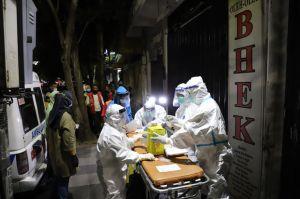 Razia Protokol Kesehatan di Surabaya Dilakukan Non-Stop 24 Jam