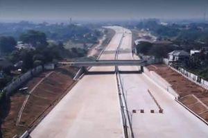 Jalani Uji Laik Fungsi, Tol Cimanggis-Cibitung Seksi 1a Ditarget Selesai Akhir 2020