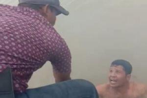 Prajurit Lanal Dumai Gagalkan Penyelundupan Sabu 10,75 Kg di Perairan Rupat Utara