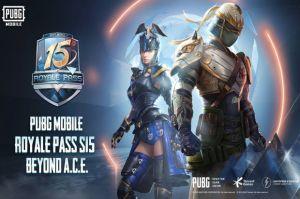 PUBG Mobile Season 15 Dimulai, Jangan Ketinggalan Item Limited Edition-nya!