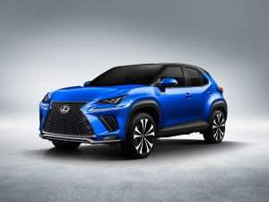 Yaris Berubah Bentuk, Lexus Bersiap Hadirkan Crossover Terbaru