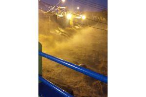 Puncak Bogor Hujan Deras, Katulampa Siaga 2 Banjir Jakarta