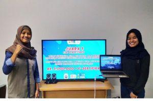 Mahasiswa ITS Ciptakan PBOX, Alat Penyalur Logistik Kemanusiaan