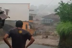3 Korban Banjir Bandang Cicurug Sukabumi Dalam Pencarian, Ini Identitasnya