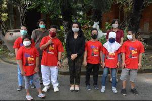 K3S Denpasar Dukung Kegiatan Down Syndrome Yayasan POTADS PIK Bali