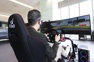 Lewat BMW Z4 GT3, BMW Indonesia Ikut Balapan Virtual