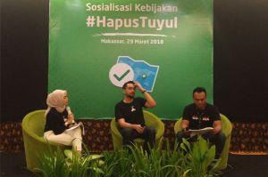 Marak Akun Joki, Driver Taksi Online Aksi Mogok Makan