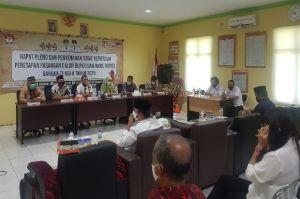 KPU Kabupaten Bangka Tengah Resmi Tetapkan 2 Paslon di Pilkada 2020