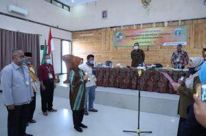 Kembali Pimpin Dekopinwil Banten, Ratu Tatu Gelorakan Kebangkitan Ekonomi