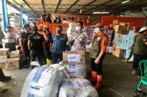 Bank Mandiri Salurkan Bantuan Untuk Korban Banjir Bandang Sukabumi