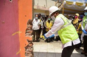 Rehabilitasi Pasar Sentral Jadi Target Infrastruktur Nasional