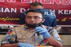 Tahanan Positif Covid-19, Polda Kepri Ketatkan SOP Kunjungan