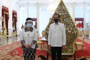 Bertemu Jokowi, PGRI: Akhirnya Perjuangan Kami Langsung Didengar Presiden